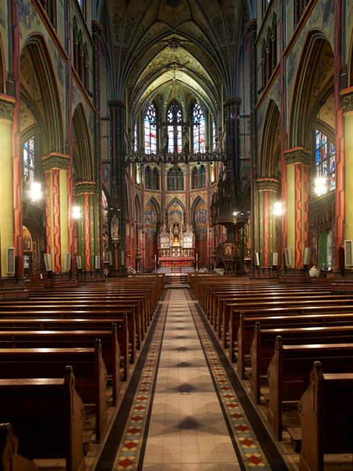 Onze Lieve Vrouwekerk te Amsterdam