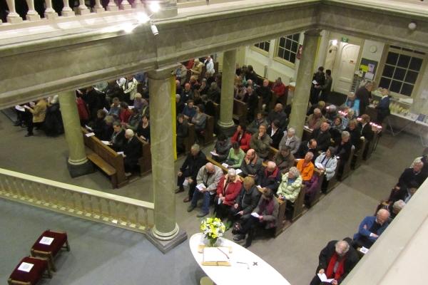 86e Bedetocht - Schuilkerk - Ons Lieve Heer op Solder