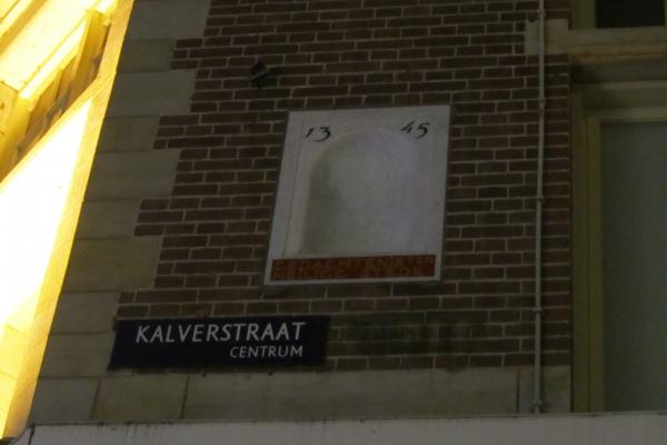 86e Bedetocht - Klaverstraat, Amsterdam